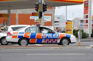 Superceded NZ Police markings